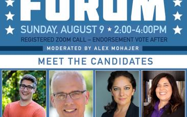 West Hollywood City Council Candidates to Debate in Virtual Forum