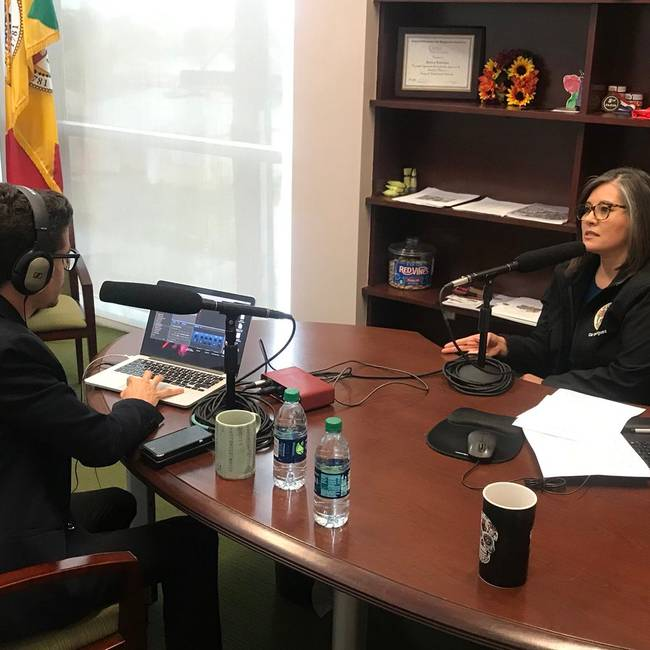 Episode 2: Women Lead the Way, Featuring Los Angeles City Councilwoman Monica Rodriguez