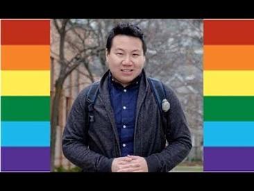 LGBT in the Media: Brian Chang Runs For NDPAsian - Gay - Disabled