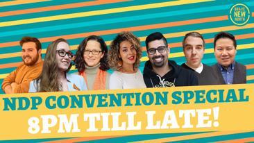 Brave New North - #NDPConvention2021