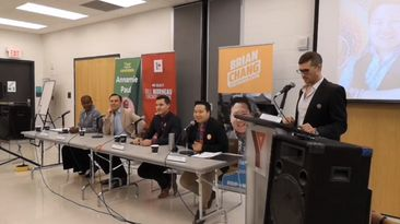 2019 Corktown Toronto Debate