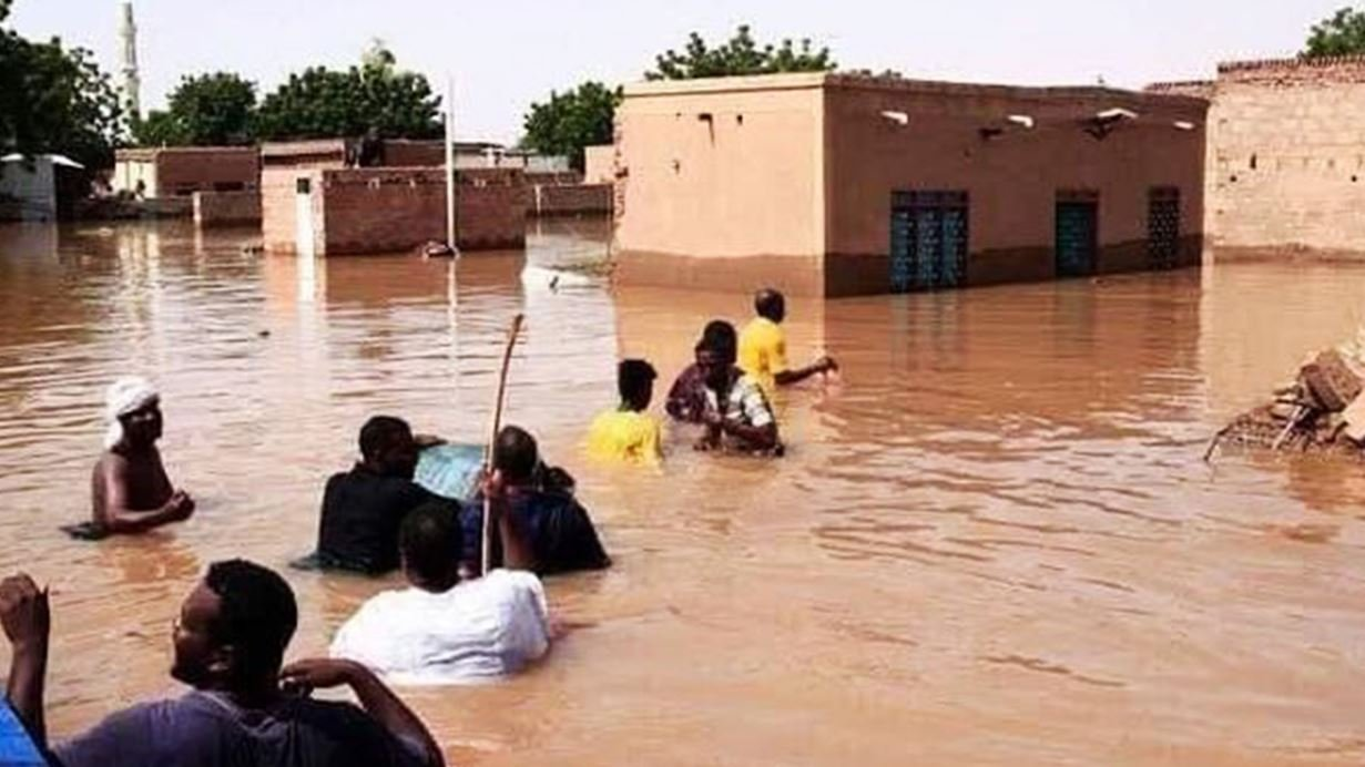 Severe flooding in Jonglei State | Credit:Paul Mabior/Tearfund
