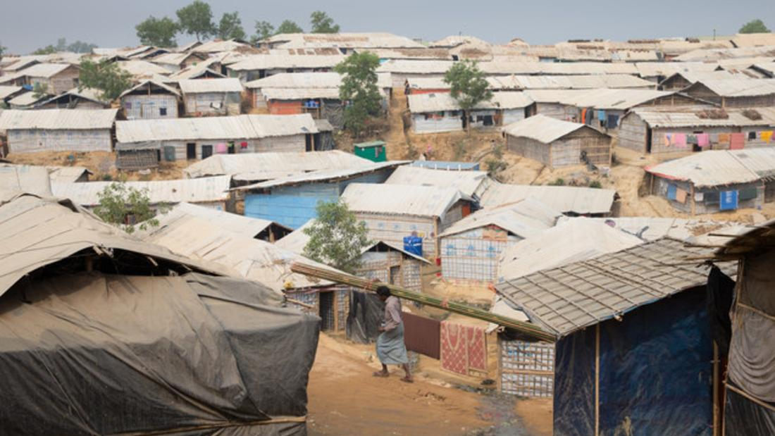 Bringing Safety to The World's Largest Refugee Camp