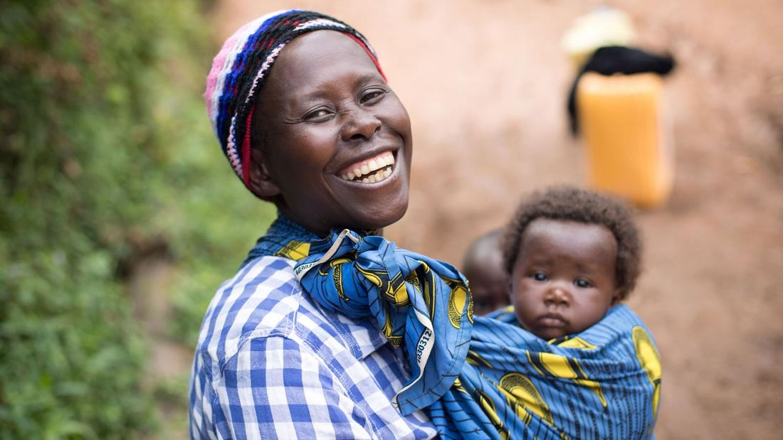 Living Ebola free in the DRC