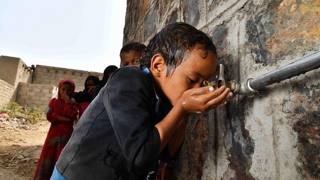 Clean water is saving lives in Yemen