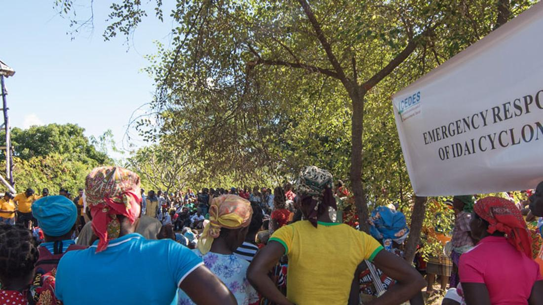 Growing Resilience to Fight Hunger in Mozambique