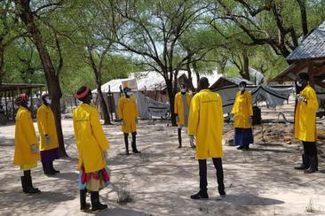 CONFLICT & COVID-19 IN SOUTH SUDAN