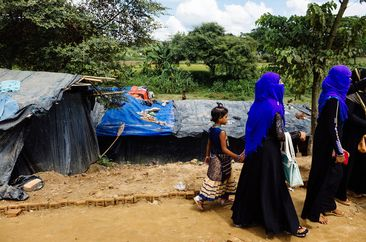 LIGHT IN THE DARKNESS: MAKING THE ROHINGYA REFUGEE CAMPS SAFER AT NIGHT