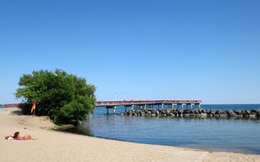 Center Island Beach