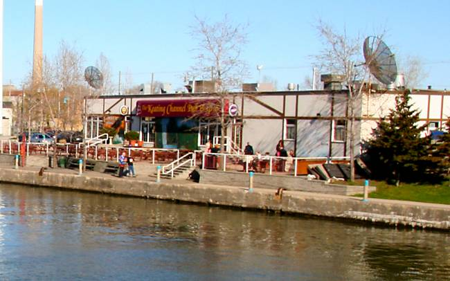The Keating Channel Pub