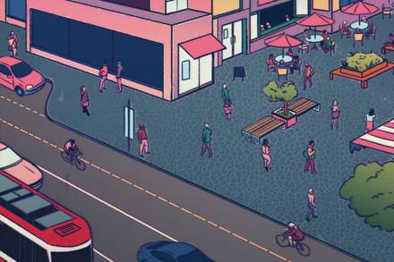 The post-pandemic future: Toronto's main streets will become European-style pedestrian hubs