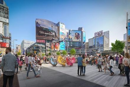 Re-imagining Yonge Street