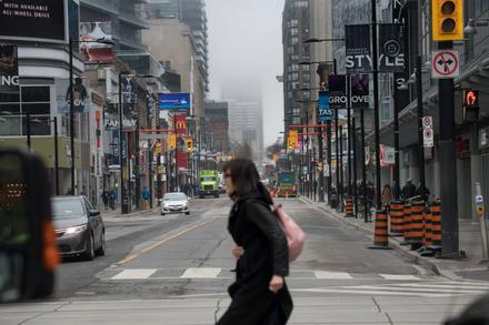 Yonge at heart and with hopes pinned on a fresh start